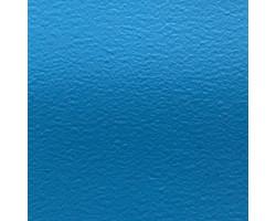 Плёнка ПВХ голубая