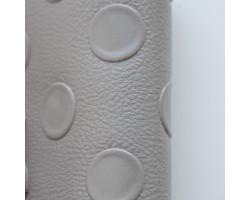 Автолинолеум серый с пятачками