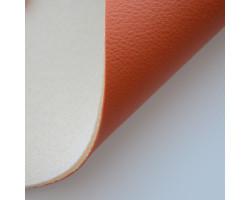 Кожа искусственная обивочная триплированная Оранжевый Марс