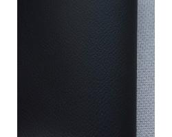 Кожа искусственная обивочная неогнеопасная - 004Н-антрацит-лама петало