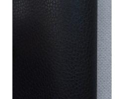Кожа искусственная обивочная пористо-монолитная 005П-антрацит-вольтера