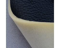 Кожа искусственная обивочная дублированная пенополиуретаном неогнеопасная 010Н-99-39