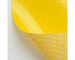 Ткань полиэфирная с односторонним ПВХ-покрытием